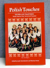 Polish Touches Recipes & Traditions