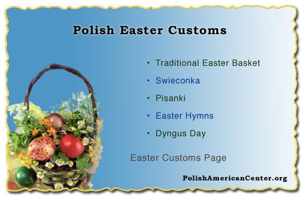Polish Easter Customs
